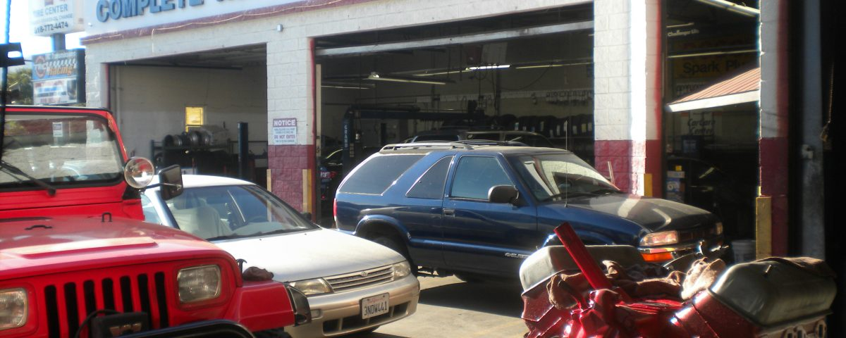 Precision Auto Repair And Tires workplace 2